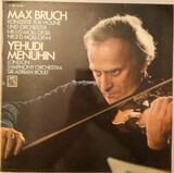 Two Violin Concertos - No. 1 In G Minor / No. 2 In D Minor - Max Bruch/Yehudi Menuhin