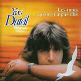 Les Mots Qu'on N'a Pas Dits - Yves Duteil