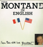 Yves Montand In English - Yves Montand