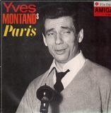 Yves Montand's Paris - Yves Montand