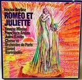 Roméo Et Juliette - Berlioz/ Yvonne Minton , D. Barenboim,Choeur et Orch. de Paris, J. Bastin