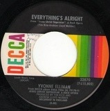 Everything's Alright / Heaven On Their Minds - Yvonne Elliman