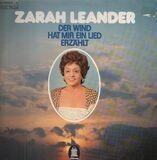 Der Wind hat mir ein Lied erzählt - Zarah Leander