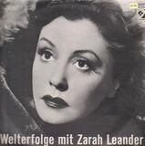 Welterfolge Mit Zarah Leander - Zarah Leander