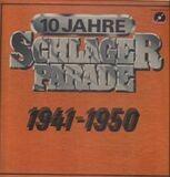 10 Jahre Schlager-Parade 1941-1950 - Zarah Leander, Lale Andersen, Evelyn Künneke...