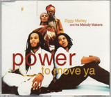 Power to Move Ya - Ziggy Marley And The Melody Makers