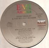 Give A Little Love - Ziggy Marley And The Melody Makers
