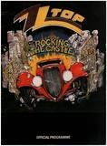 Rocking the Castle (Official Programme) - ZZ Top