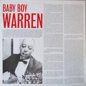 Baby Boy Warren