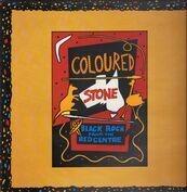 Coloured Stone