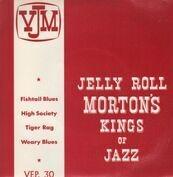 Jelly Roll Morton's Kings of Jazz
