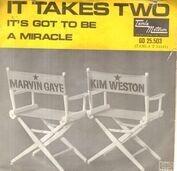 Marvin Gaye & Kim Weston