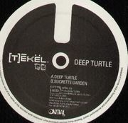 12inch Vinyl Single - (T)ékël - Deep Turtle