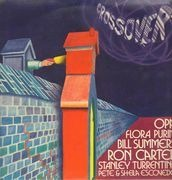 LP - Ron Carter / Flora Purim / Stanley Turrentine / Bill Summers / a.o. - Crossover