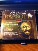 Double CD - Donizetti / Pavarotti - Lucia di Lammermoor (Scotto, Cappuccilli, Ferrin)