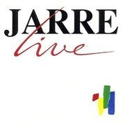 CD - Jean Michel Jarre - Live