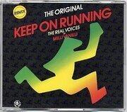 CD Single - Milli Vanilli - Keep On Running