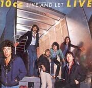 Double LP - 10cc - Live And Let Live