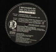 12'' - 2 Brothers On The 4th Floor - Fairytales