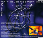 CD Single - 2 Brothers On The 4th Floor - Fly (Through The Starry Night)