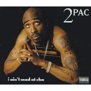 CD Single - 2pac - I Ain't Mad At 'Cha