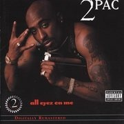 Double CD - 2Pac - All Eyez On Me