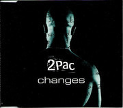 CD Single - 2Pac - Changes