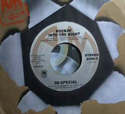 7inch Vinyl Single - 38 Special - Rockin' Into The Night