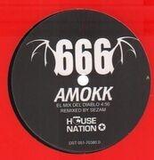 12inch Vinyl Single - 666 - Amokk