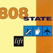 12'' - 808 State - Lift