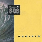 7'' - 808 State - Pacific