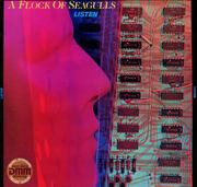 LP - A Flock Of Seagulls - Listen