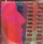 LP - A Flock Of Seagulls - Listen - still sealed