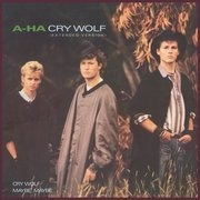 12'' - a-ha - Cry Wolf (Extended Version)
