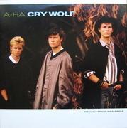 12'' - a-ha - Cry Wolf