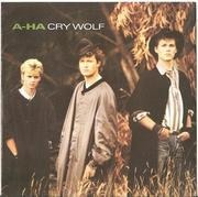 7inch Vinyl Single - a-ha - Cry Wolf