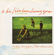 12'' - a-ha - I've Been Losing You