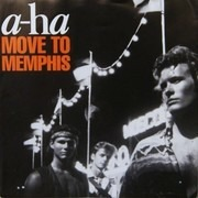 7inch Vinyl Single - a-ha - Move To Memphis