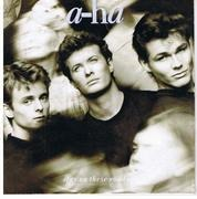 7'' - a-ha - Stay On These Roads