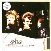 12'' - a-ha - The Sun Always Shines On T.V.