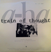 12'' - a-ha - Train Of Thought