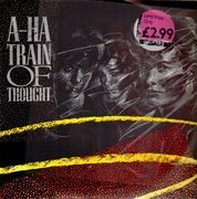 12inch Vinyl Single - a-ha - Train Of Thought