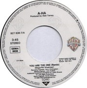 7'' - a-ha - You Are The One (Remix)