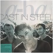 LP - a-ha - Cast In Steel