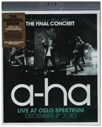 Blu Ray - a-ha - Live At Oslo Spektrum, December 4th 2010