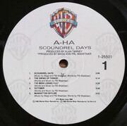 LP - a-ha - Scoundrel Days - still sealed