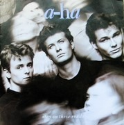 7inch Vinyl Single - a-ha - Stay On These Roads