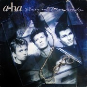 LP - a-ha - Stay On These Roads - poster