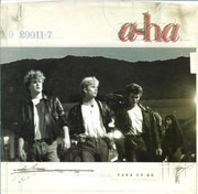 7inch Vinyl Single - a-ha - Take On Me - Specialty Pressing