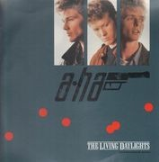 12inch Vinyl Single - a-ha - The Living Daylights